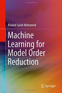 Machine Learning for Model Order Reduction-cover