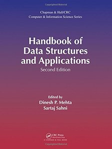 Handbook of Data Structures and Applications, Second Edition (Chapman & Hall/CRC Computer and Information Science Series)-cover