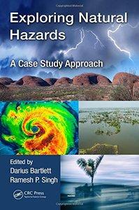 Exploring Natural Hazards: A Case Study Approach-cover