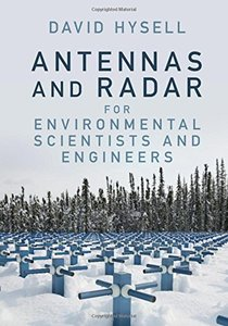 Antennas and Radar for Environmental Scientists and Engineers-cover