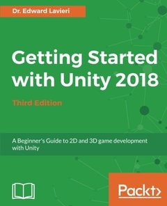 Getting Started with Unity 2018 - Third Edition-cover