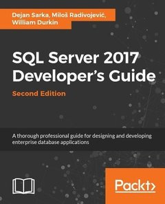 SQL Server 2017 Developer's Guide-cover