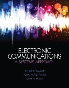 Electronic Communications: A System Approach (Hardcover)(美國原版)-cover