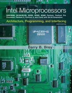 The Intel Microprocessors, 8/e (Hardcover)
