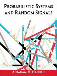 Probabilistic Systems and Random Signals (美國原版)