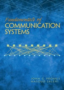 Fundamentals of Communication Systems (Hardcover)(美國原版)-cover