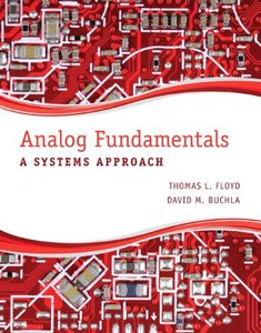 Analog Fundamentals: A Systems Approach (Hardcover)(美國原版)