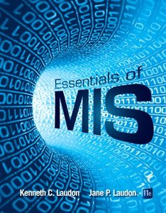 Essentials of MIS, 11/e (Paperback)(美國原版)-cover