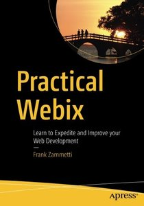Practical Webix: Learn to Expedite and Improve your Web Development-cover