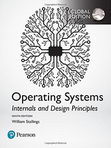 Operating Systems: Internals and Design Principles, 9/e (IE-Paperback)-cover