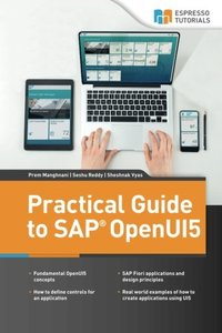 Practical Guide to SAP OpenUI5-cover