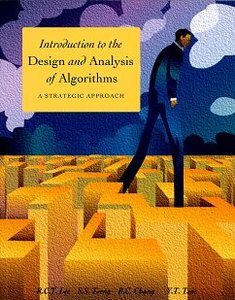 Introduction to the Design and Analysis of Algorithms: a strategic approach (IE-Paerback)-cover