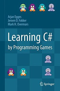 Learning C# by Programming Games-cover
