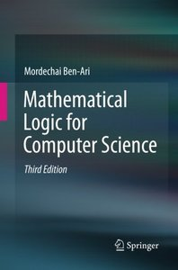 Mathematical Logic for Computer Science-cover