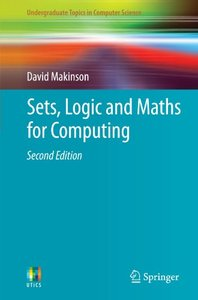 Sets, Logic and Maths for Computing (Undergraduate Topics in Computer Science)-cover