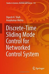 Discrete-Time Sliding Mode Control for Networked Control System (Studies in Systems, Decision and Control)-cover