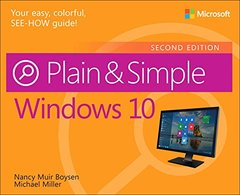 Windows 10 Plain & Simple (2nd Edition)