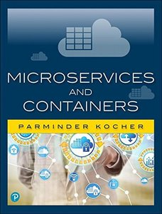 Microservices and Containers-cover