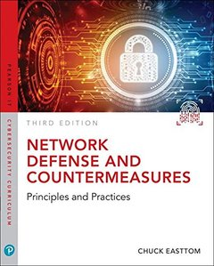 Network Defense and Countermeasures: Principles and Practices (3rd Edition) (Pearson IT Cybersecurity Curriculum (ITCC))-cover