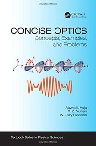 Concise Optics: Concepts, Examples, and Problems (Paperback)-cover