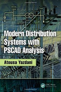 Modern Distribution Systems with PSCAD Analysis-cover