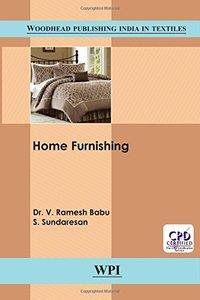 Home Furnishing (Woodhead Publishing India in Textiles)