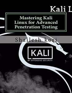Mastering Kali Linux for Advanced Penetration Testing: Web Penetration Testing-cover