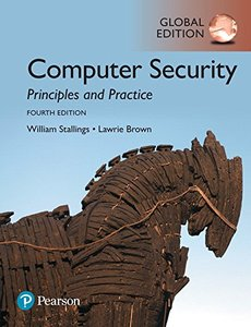 Computer Security : Principles and Practice, 4/e (IE-Paperback)-cover