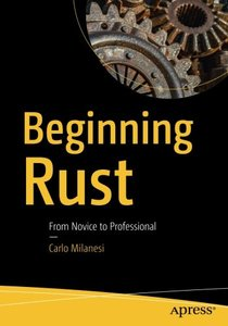 Beginning Rust: From Novice to Professional-cover