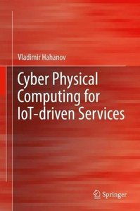 Cyber Physical Computing for IoT-driven Services-cover