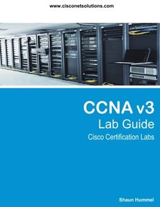 CCNA v3 Lab Guide: Routing and Switching-cover