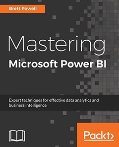 Mastering Microsoft Power BI-cover