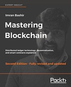 Mastering Blockchain, 2/e (Paperback)-cover
