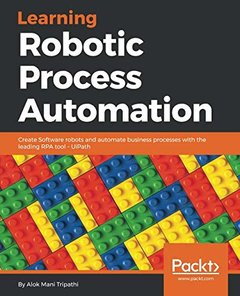 Learning Robotic Process Automation-cover