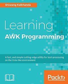 Learning AWK Programming-cover