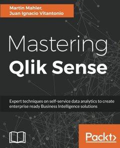 Mastering Qlik Sense-cover