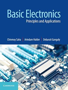 Basic Electronics: Principles and Applications-cover