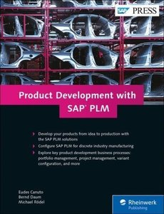SAP PLM (Product Lifecycle Management) Product Development: PPM, VC, DMS, and Beyond (SAP PRESS)-cover