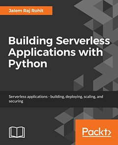 Building Serverless Applications with Python-cover