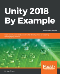 Unity 2018 By Example - Second Edition-cover