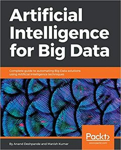 Artificial Intelligence for Big Data-cover