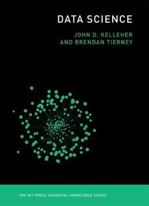 Data Science (The MIT Press Essential Knowledge series)-cover