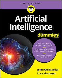 Artificial Intelligence For Dummies-cover