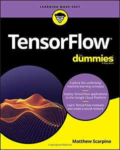 TensorFlow For Dummies-cover