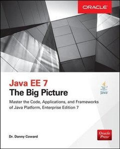 Java EE 7: The Big Picture-cover