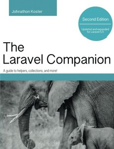 Laravel Companion: Second Edition-cover