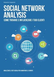 SOCIAL NETWORK ANALYSIS (Italian Edition)-cover