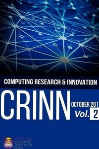 Computing Research & Innovation (CRINN) Vol 2, October 2017-cover