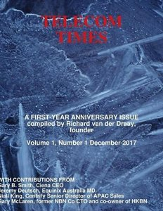 Telecom Times Anniversary Issue