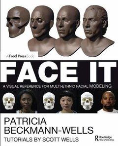 Face It: A Visual Reference for Multi-ethnic Facial Modeling-cover